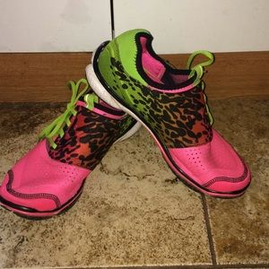 Under Armour Cheetah Shoes Size 11